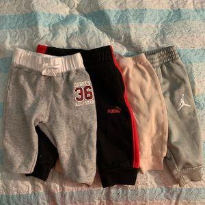 🌿35 piece lot of baby boy clothes - PUMA.DISNEY